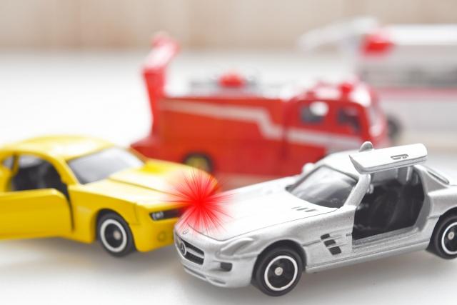 警察へ交通事故の届出
